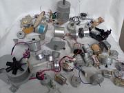 Мини электродвигатели 1,5 - 12 В Астрахань